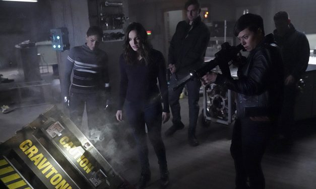AGENTS OF SHIELD Recap: (S05E19) Option Two