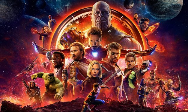 Movie Review – AVENGERS: INFINITY WAR