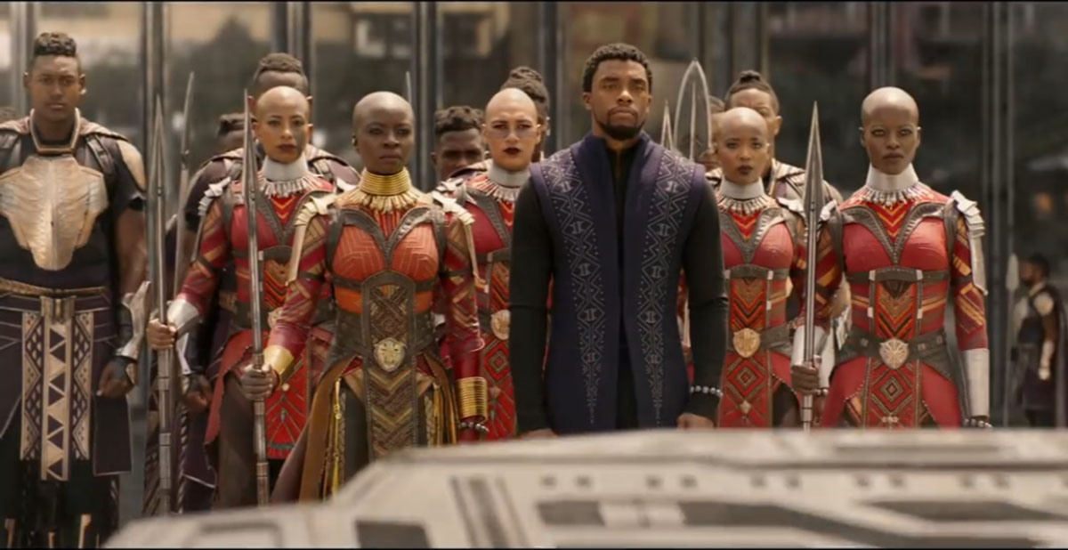 All Eyes on Wakanda in the New AVENGERS: INFINITY WAR TV Spot