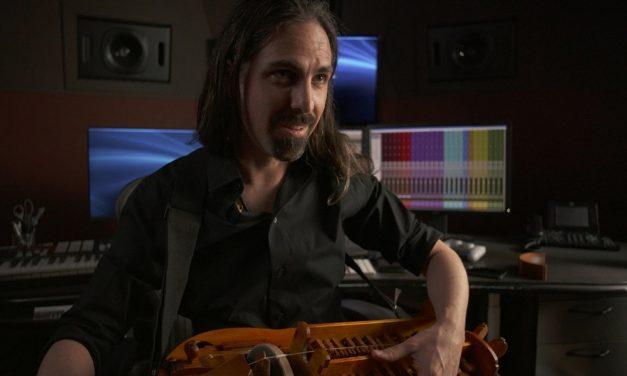 Composer Bear McCreary Talks Scoring GOD OF WAR