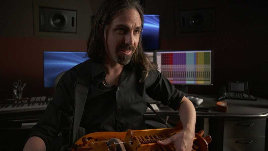 Composer Bear McCreary Talks Scoring GOD OF WAR