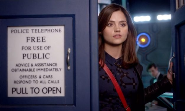 Geek Girl Authority Crush of the Week: CLARA OSWALD