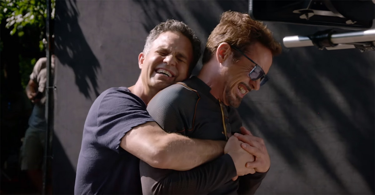 The Cast Feels Like Family in New AVENGERS: INFINITY WAR Featurette