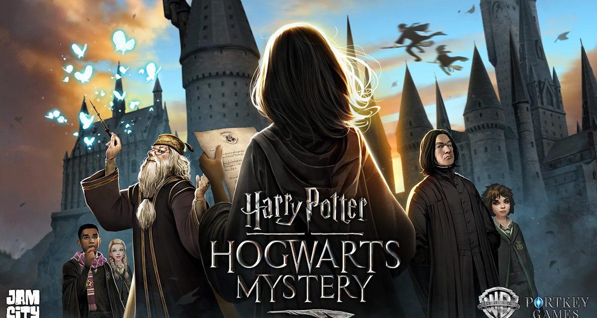 HARRY POTTER: HOGWARTS MYSTERY Lets You Explore Hogwarts