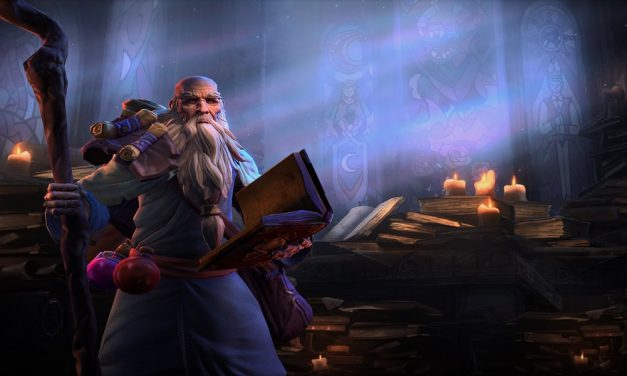 Stay Awhile, Deckard Cain is Coming to HEROES OF THE STORM