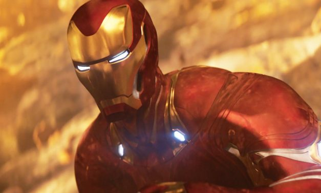 New Iron Man Weapon from AVENGERS: INFINITY WAR Revealed In…A Loan Ad?