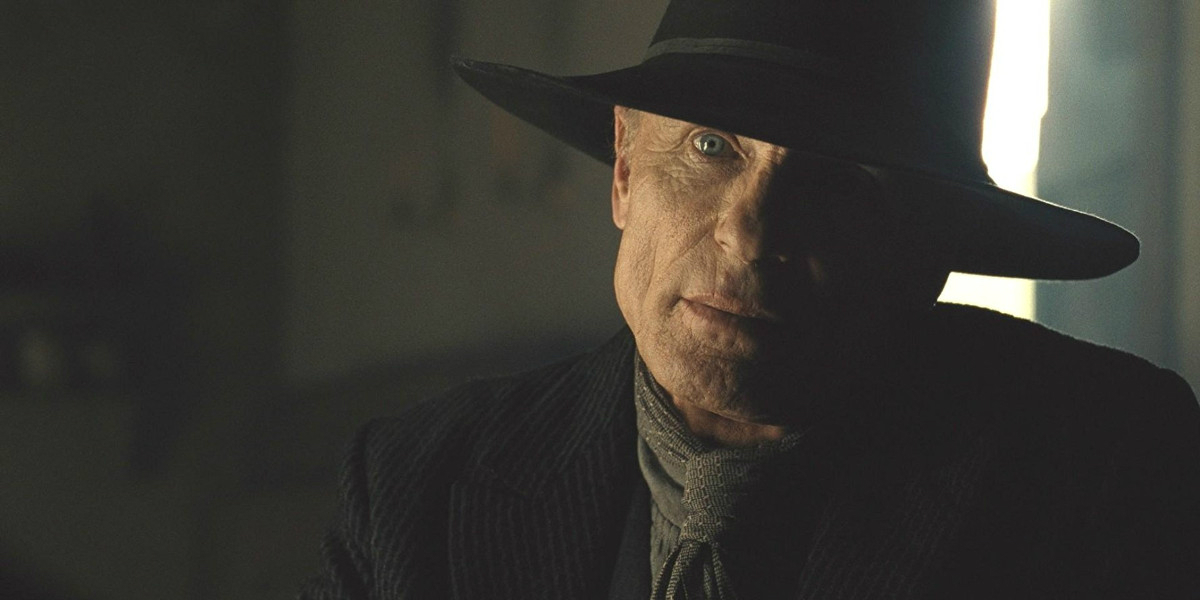 Man in Black Westworld