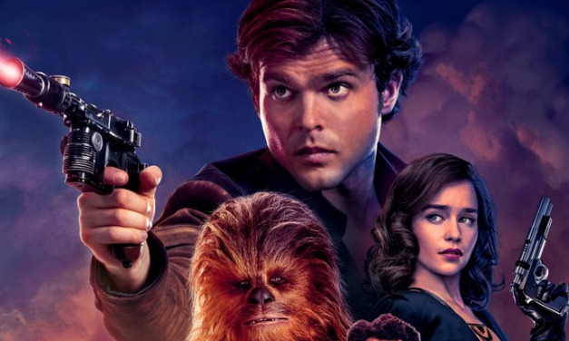 New SOLO: A STAR WARS STORY Poster Gives a New Angle on Things