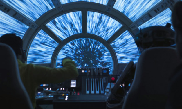 SDCC 2018: STAR WARS Will Let You Fly the Millennium Falcon