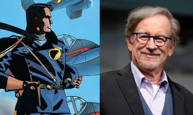 Steven Spielberg Joins DC Comics For BLACKHAWK Film