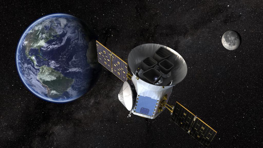 NASA Will Launch Its TESS 'Planet Hunter' April 16th