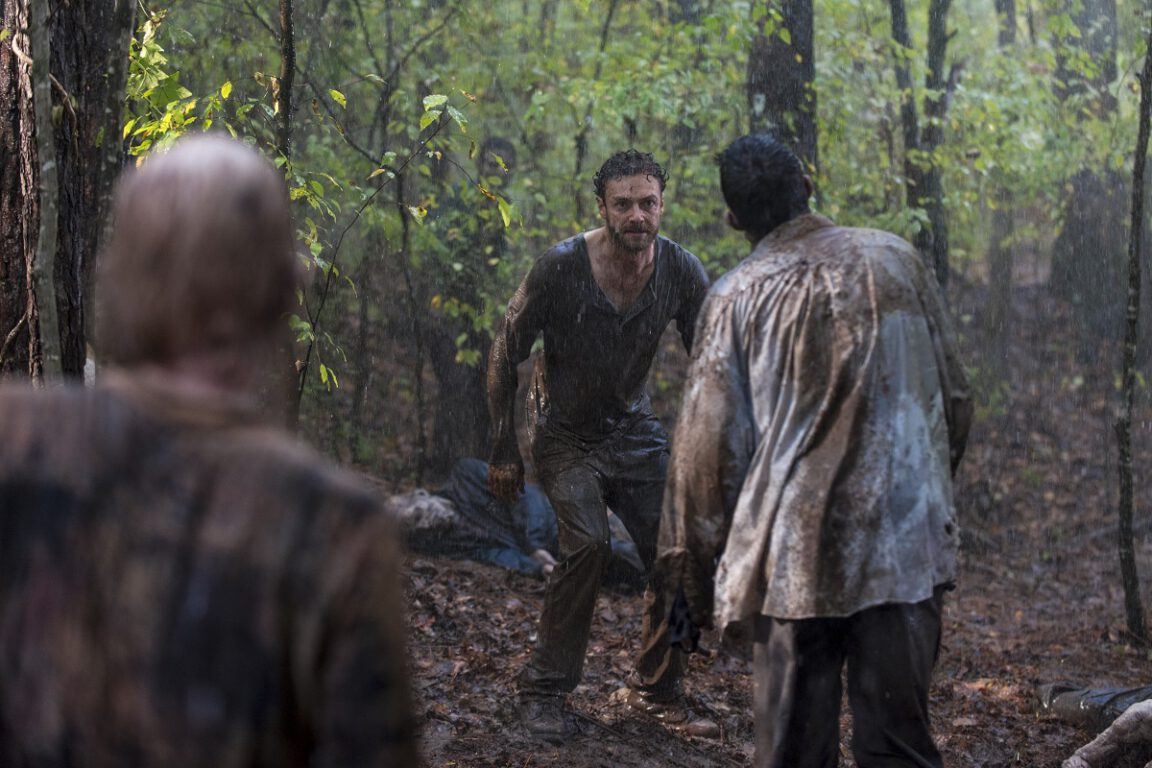 The Walking Dead 815
