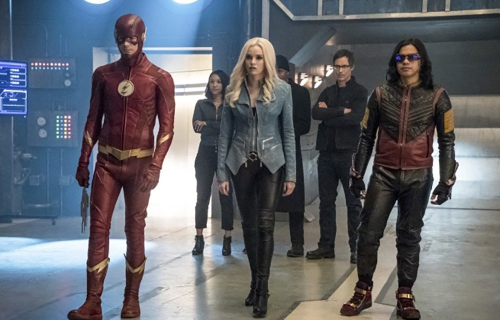 Two Original Cast Members Bid Farewell to THE FLASH After Season 7