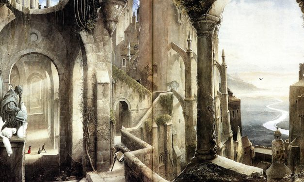 Neil Gaiman to Adapt GORMENGHAST For Television