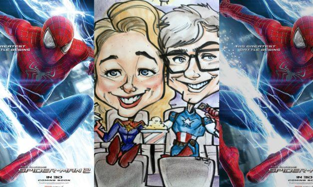 Marvel Us Podcast Ep 32 – THE AMAZING SPIDER-MAN 2 (2014)