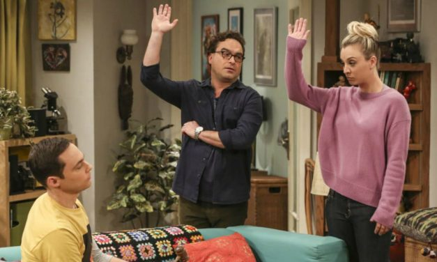 THE BIG BANG THEORY Recap: (S11E19) The Tenant Disassociation
