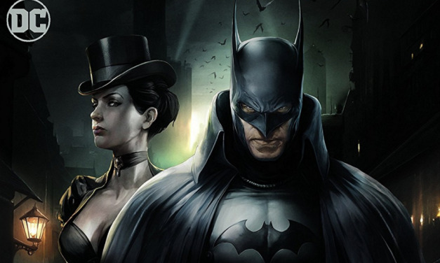 Review: GOTHAM BY GASLIGHT