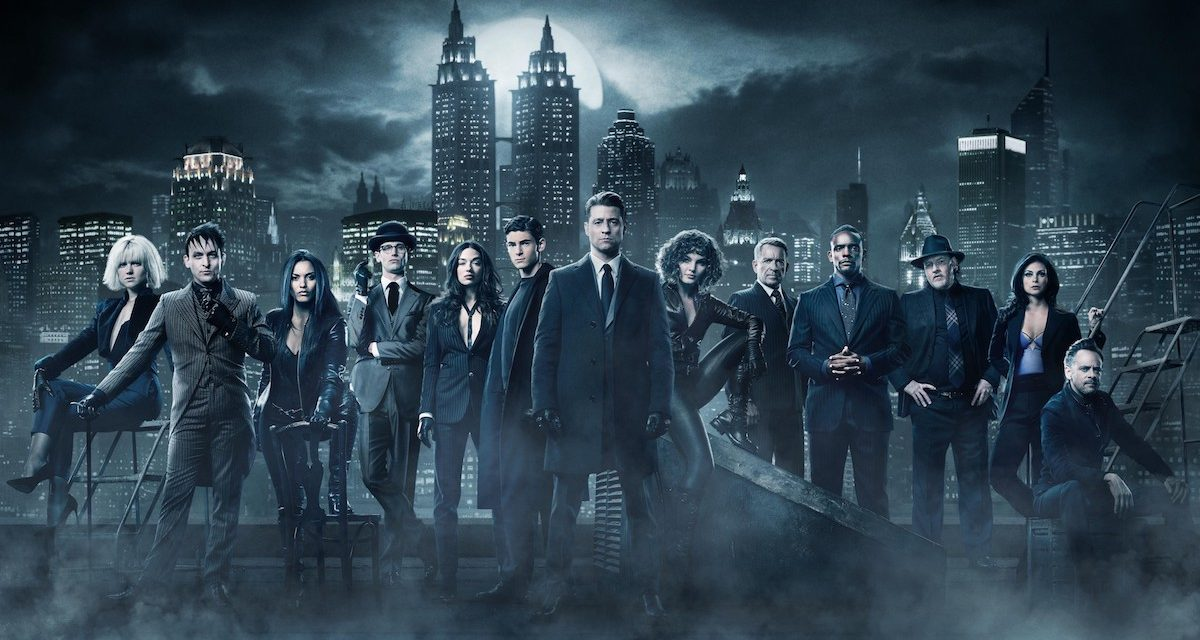 GOTHAM's Fifth and Final Season Cut Down to 10 Episodes