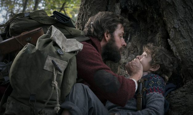 Movie Review: A QUIET PLACE