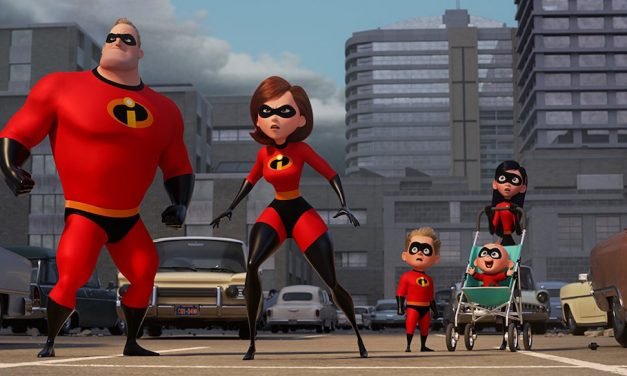 INCREDIBLES 2: Back to Being Incredible in Official Trailer