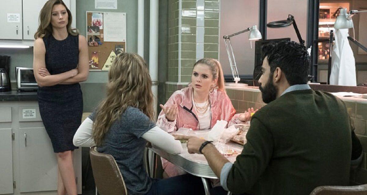 iZOMBIE Recap: (S04E09) Mac-Liv-Moore