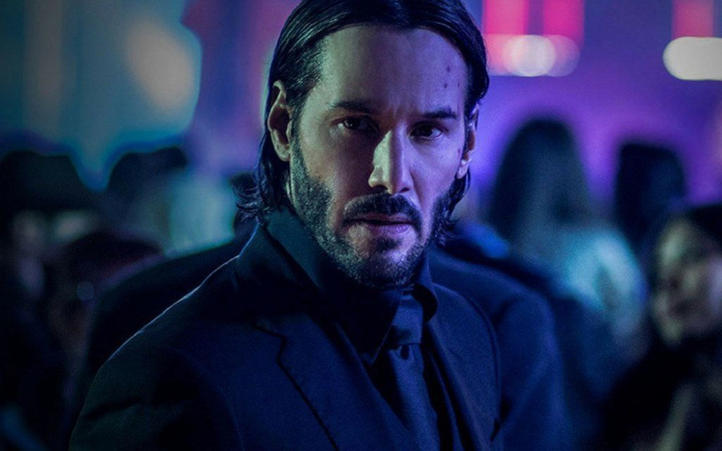 Keanu Reeves Reveals Official Title for JOHN WICK: CHAPTER 3