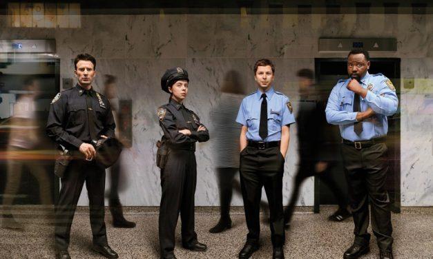 Broadway Review: LOBBY HERO