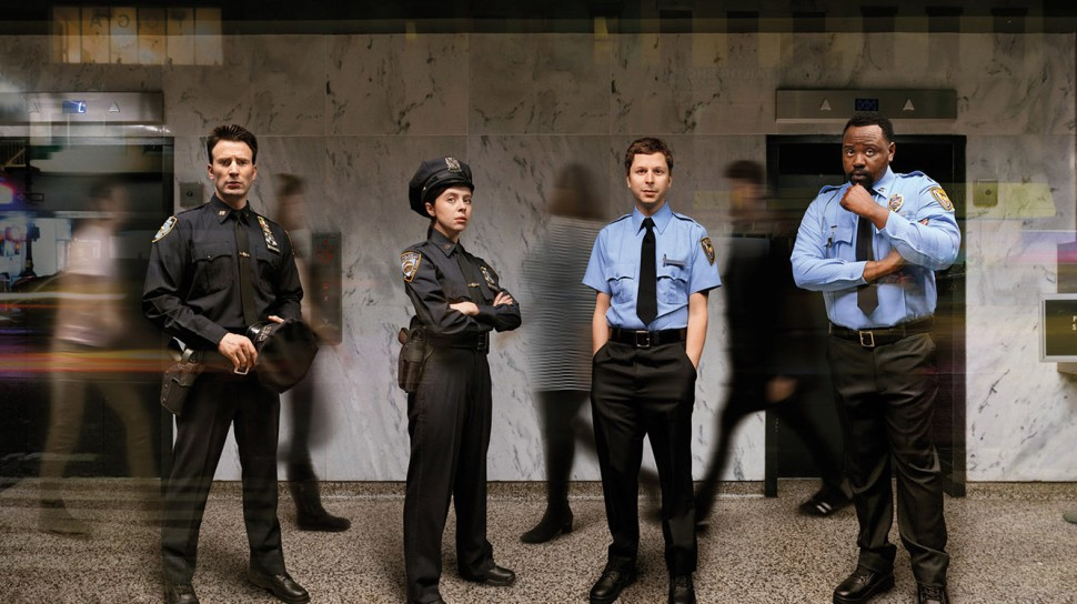 Broadway Review: LOBBY HERO