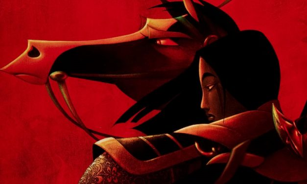 Liu Yifei Is Ready For Battle in New MULAN Promo Image