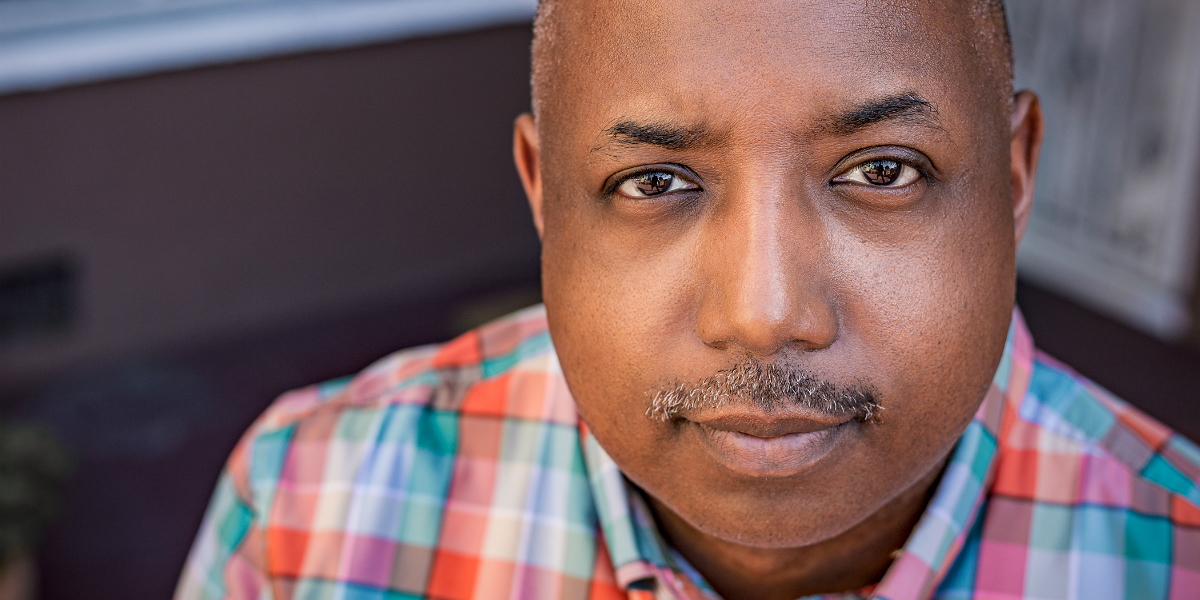Playwright Kemp Powers on LITTLE BLACK SHADOWS, STAR TREK: DISCOVERY and More
