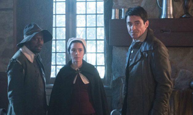 TIMELESS Recap: (S02E04) The Salem Witch Hunt