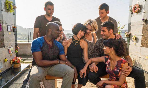 Together Til the End: Netflix Announces SENSE8 Return Date