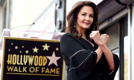 Patty Jenkins Praises Lynda Carter's Rebellion in Walk of Fame Ceremony