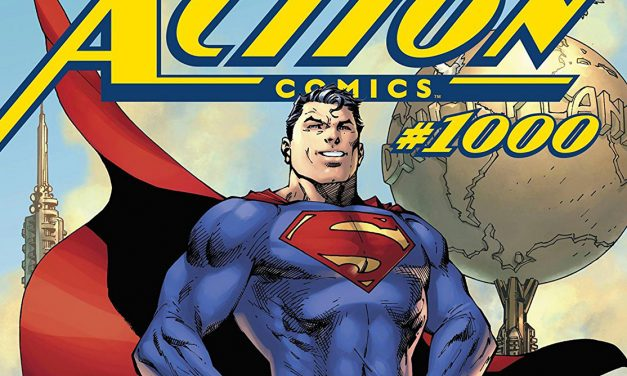 Superman Turns 80 in Issue #1000 of ACTION COMICS