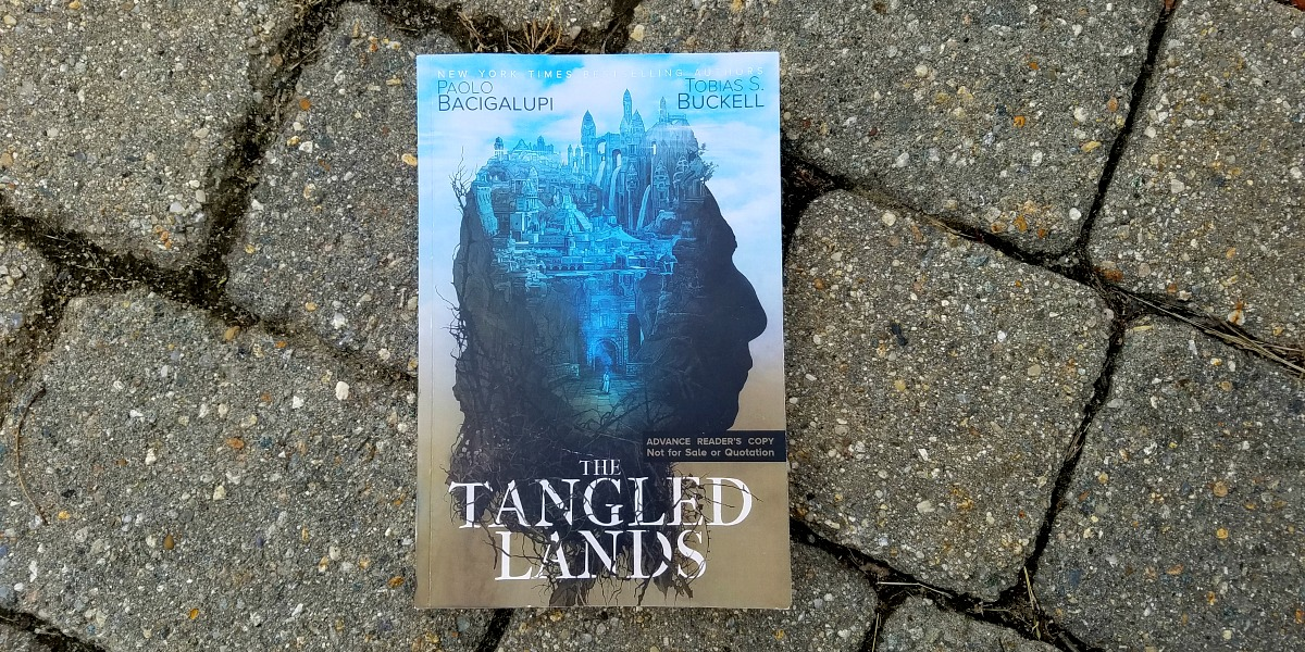 Book Review – THE TANGLED LANDS