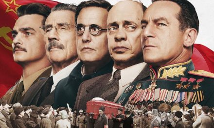Movie Review: THE DEATH OF STALIN