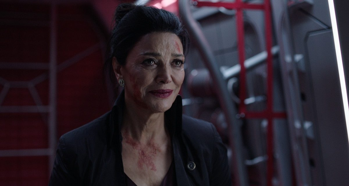 THE EXPANSE Season Premiere Recap: (S03E01) Fight or Flight