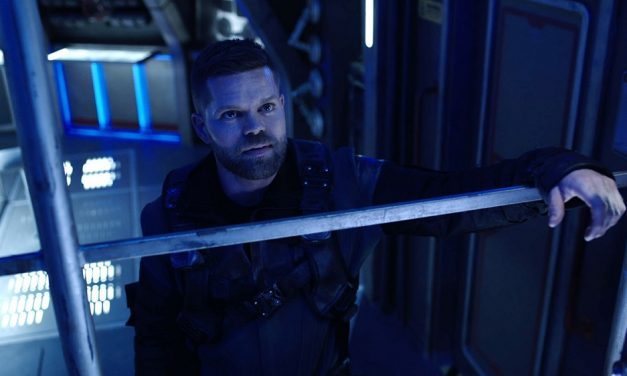THE EXPANSE Reveals Image of Amos on Earth for Season 5