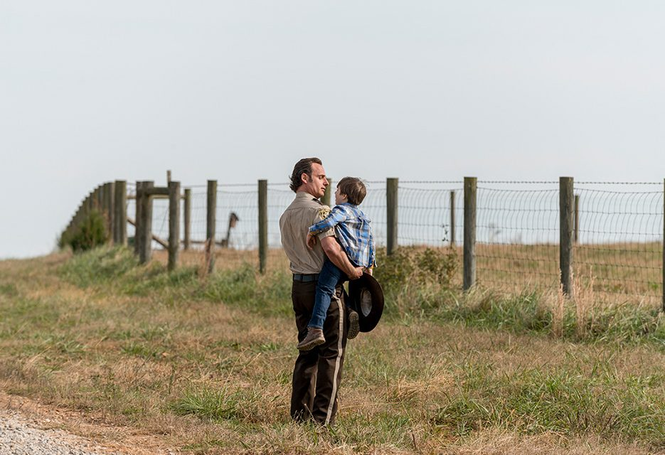SDCC 2018: Robert Kirkman on the Fate of Rick Grimes on THE WALKING DEAD