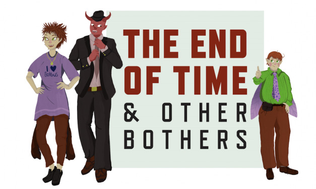 Podcast Review: THE END OF TIME AND OTHER BOTHERS