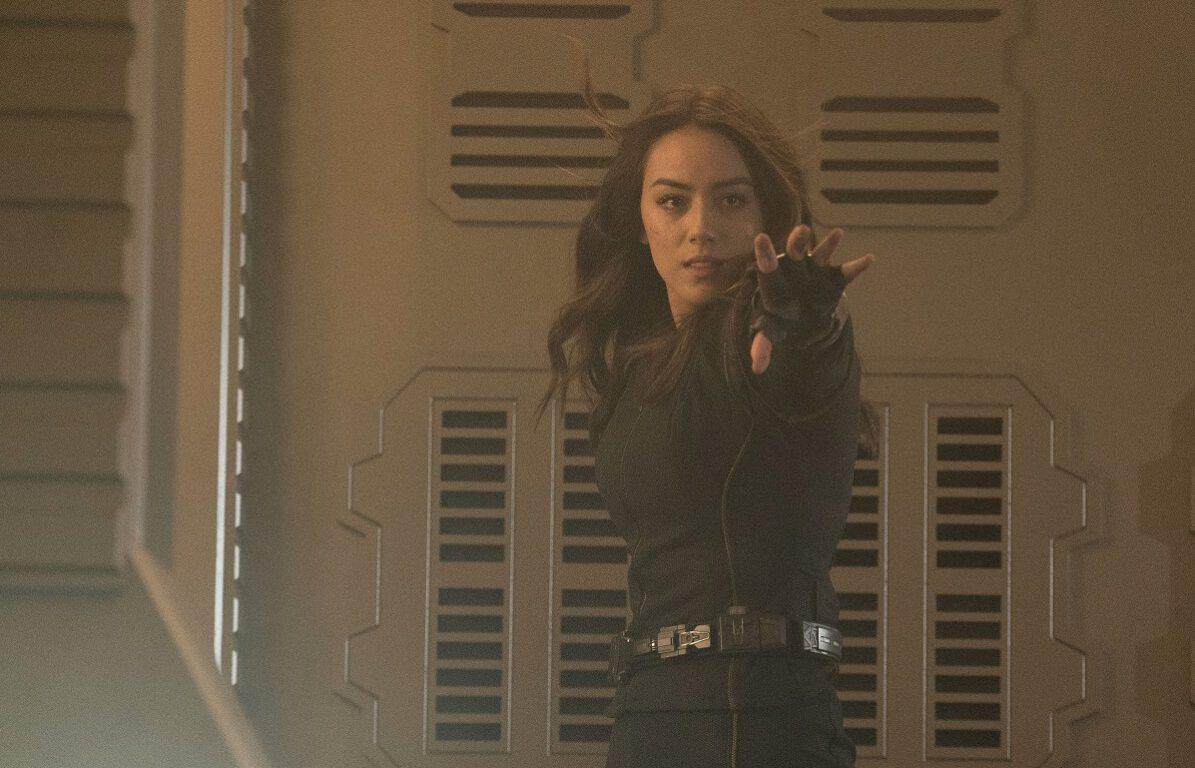 Daisy Johnson, aka Quake on Marvel's Agents of S.H.I.E.L.D.