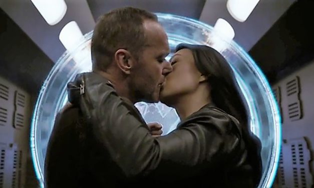 AGENTS OF S.H.I.E.L.D. Sends Valentine with Announcement of Spring Return