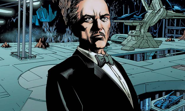 Alfred's Getting His Own Series in a Batman Prequel PENNYWORTH