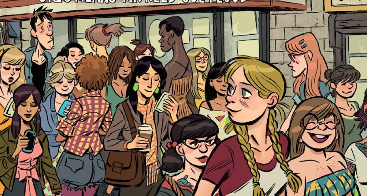Book Review: THE CUTE GIRL NETWORK