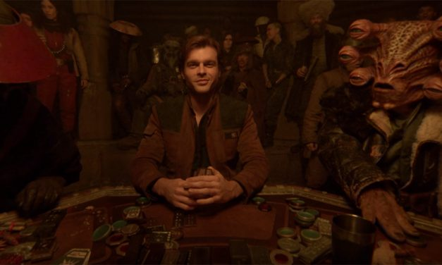 Watch the Fateful Bet in 360 with This SOLO: A STAR WARS STORY Featurette