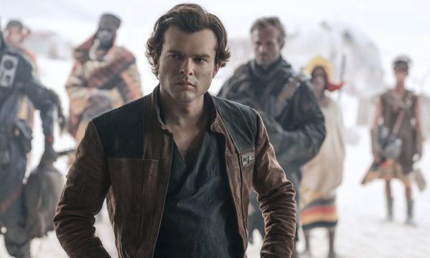 George Lucas Directed a Scene in SOLO: A STAR WARS STORY