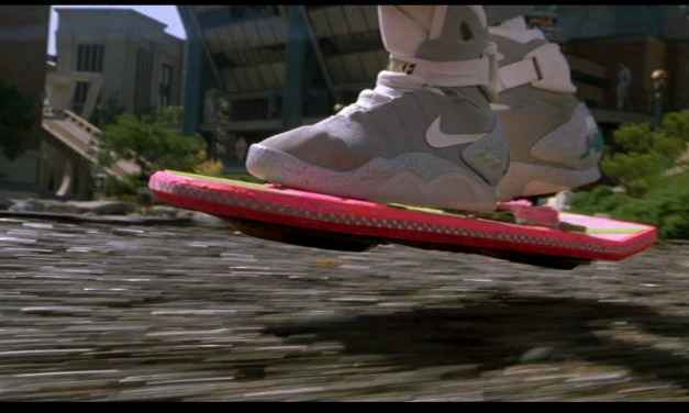 Hoverboards Revisited: Accepting The Wheel