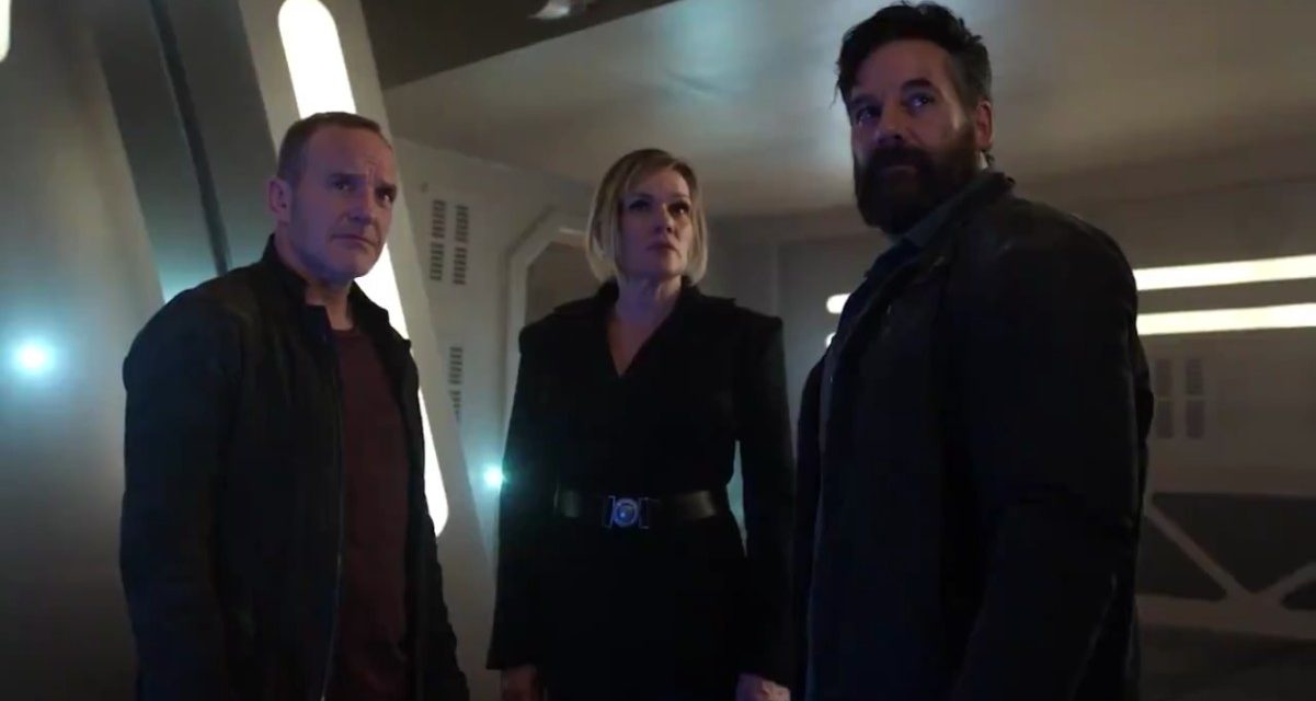 AGENTS OF SHIELD Recap: (S05E20) The One Who Will Save Us All