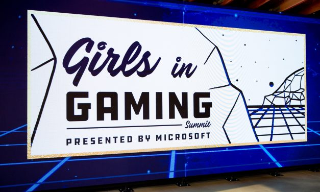 Be Valiant – Girls in Gaming Summit