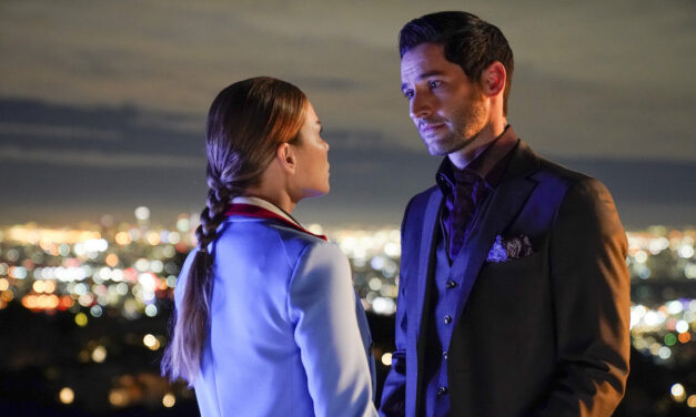 Netflix Sets Premiere Date for LUCIFER Season 5, Part 1